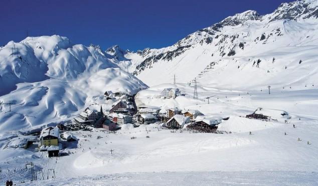 St Anton am Arlberg, el destino turístico de esquí más importante de Austria