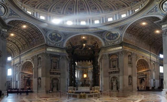 St. Basílica de Pedro