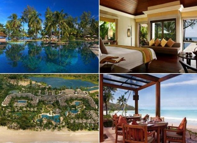 Tailandia Resorts y Hoteles