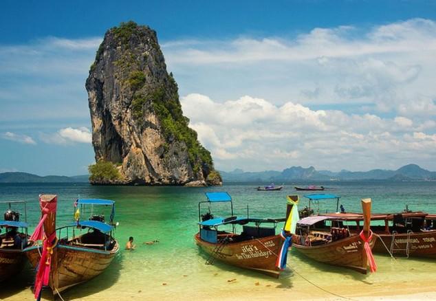 Tailandia de isla en isla