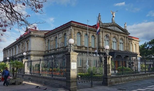 Teatros - San José, Costa Rica