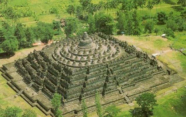 Templo Budista Borobudur