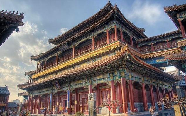 Templo Lama Palacio de la Paz y la Armonía