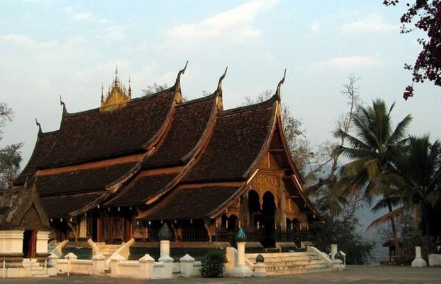Templo Wat Xieng Thong de Luang Prabang