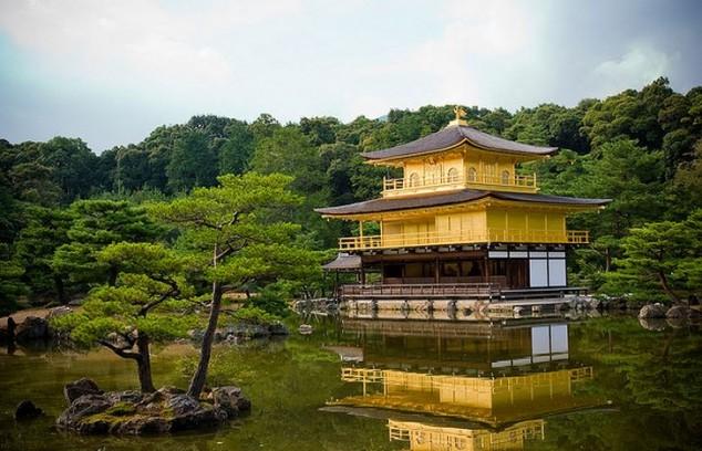 Templo del Pabellón de Oro