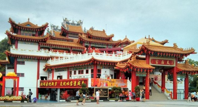 Thean Hou Templo