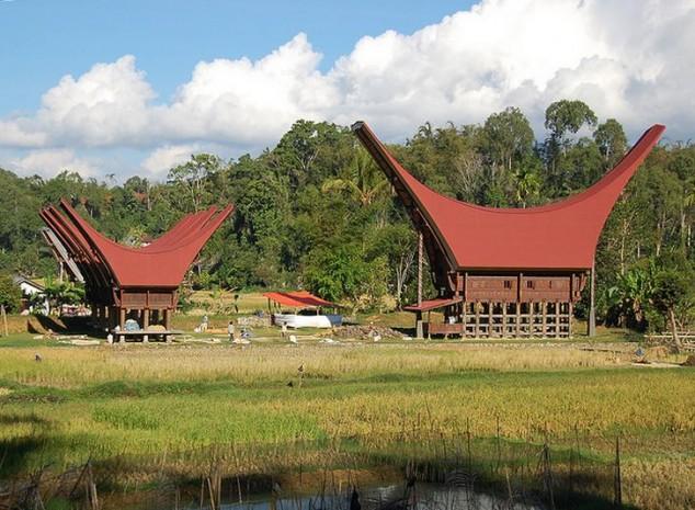 Torajaland es una región de las tierras altas del sur de Sulawesi
