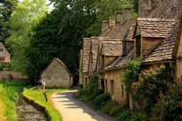 Visita Bibury en Gloucestershire, Inglaterra 10 espectaculares fotos