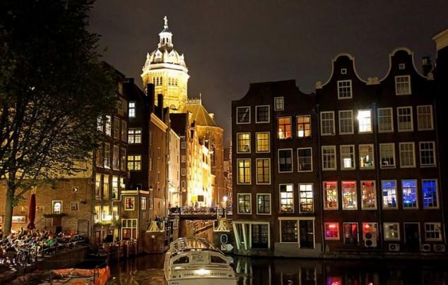 Visitar De Wallen Amsterdam