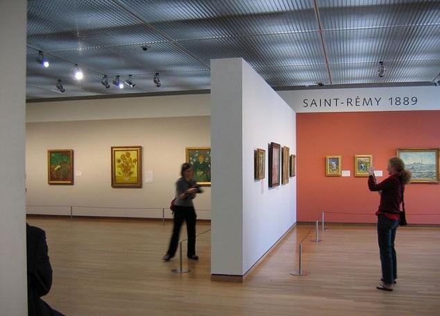 Visitar el Museo Van Gogh Ámsterdam
