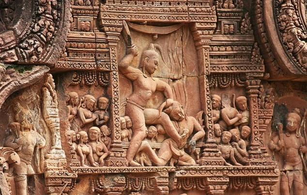 asombrosos templos hindúes
