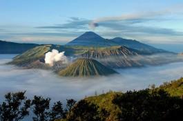 Mejores atracciones turísticas en Indonesia