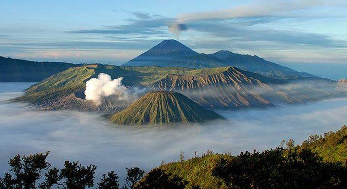 atracciones turísticas en Indonesia