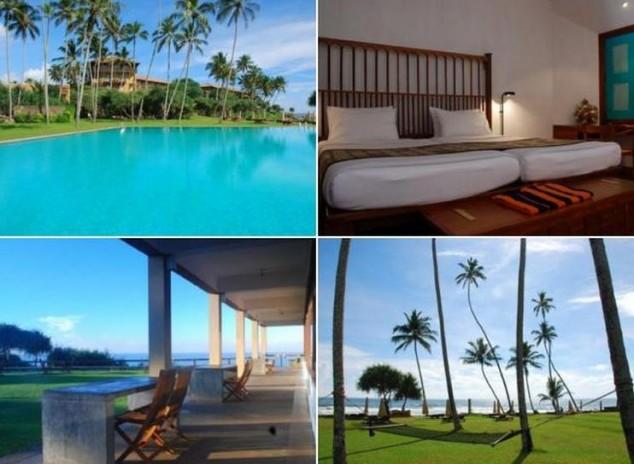 balnearios más importantes de Sri Lanka
