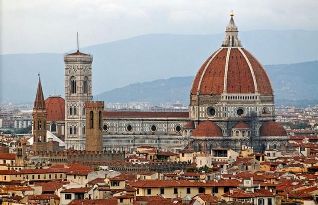 capital de Toscana Florencia