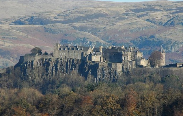 castillos de escocia Stirling