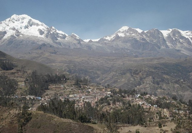 ciudad sorata bolivia