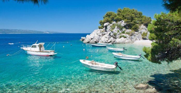 croacia playas banja