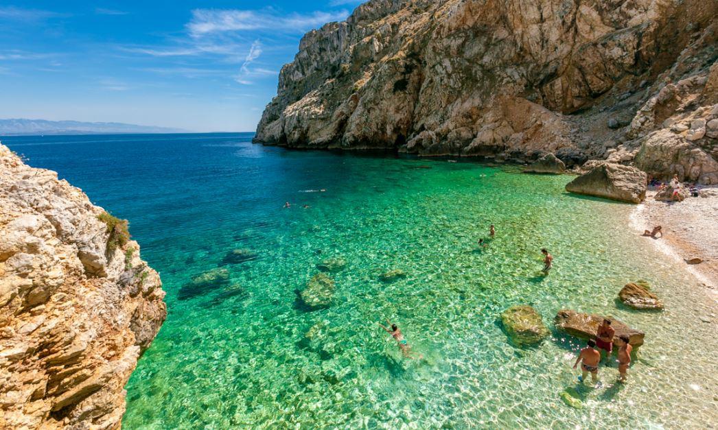 Las mejores playas de croacia for Oficina de turismo croacia