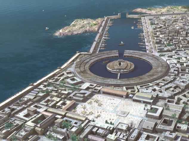destino de Cartago grandiosa ciudad del pasado