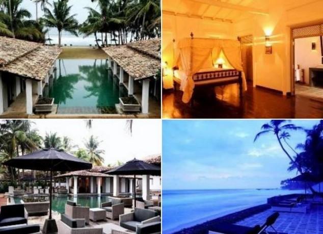 hoteles bungalows de estilo colonial