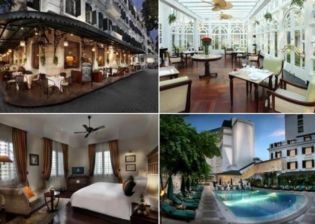 hoteles con encanto en Vietnam Resorts de lujo