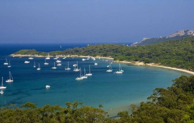 islas Rivera francesa