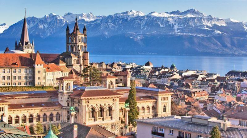laussane lugares para visitar en suiza