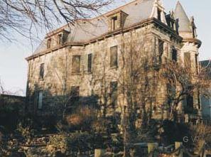 lugares embrujados Castillo de Franklin