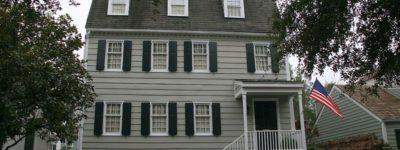 lugares embrujados Hampton Lillibridge House