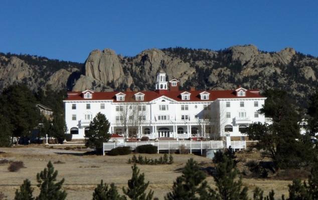 lugares embrujados Hotel Stanley