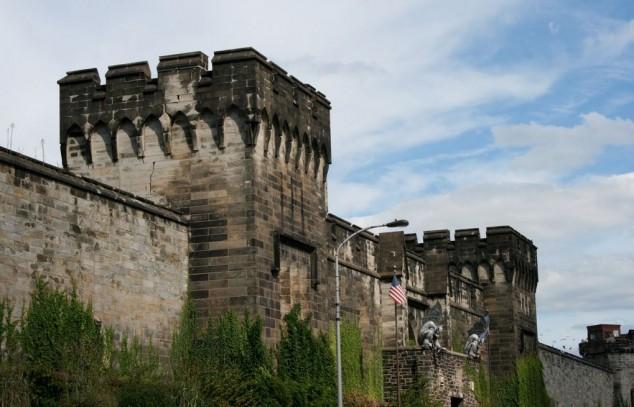 lugares embrujados Penitenciaría del Este del Estado