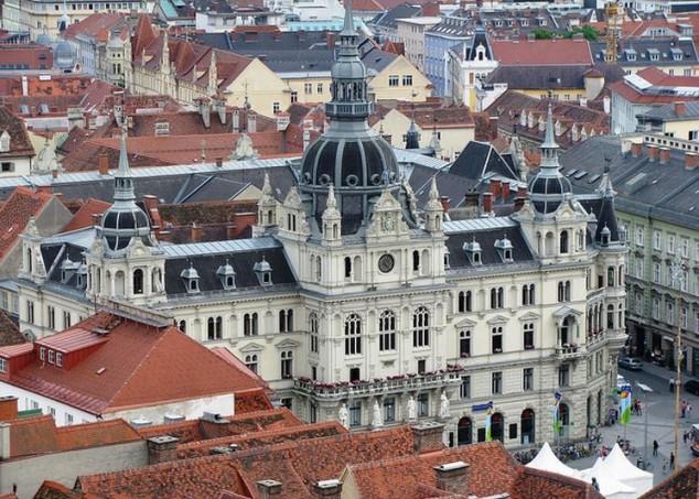 lugares para visitar en Austria