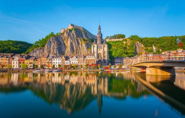 lugares para visitar en Bélgica
