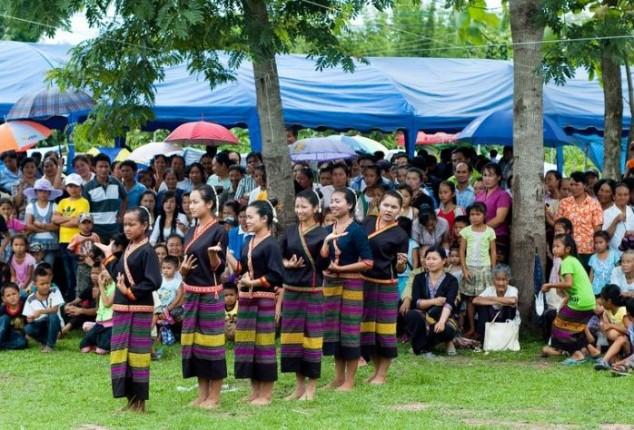 lugares para visitar en Laos