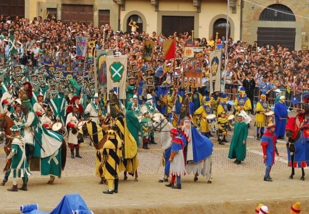lugares para visitar en la Toscana