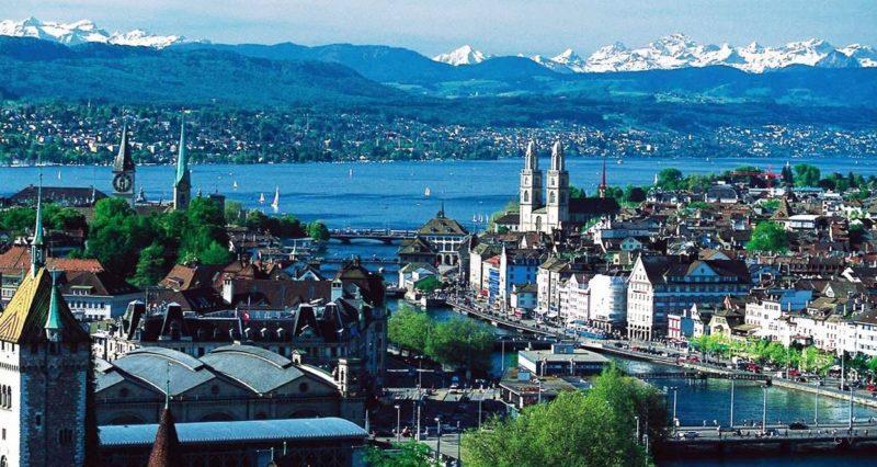 lugares para visitar zurich suiza