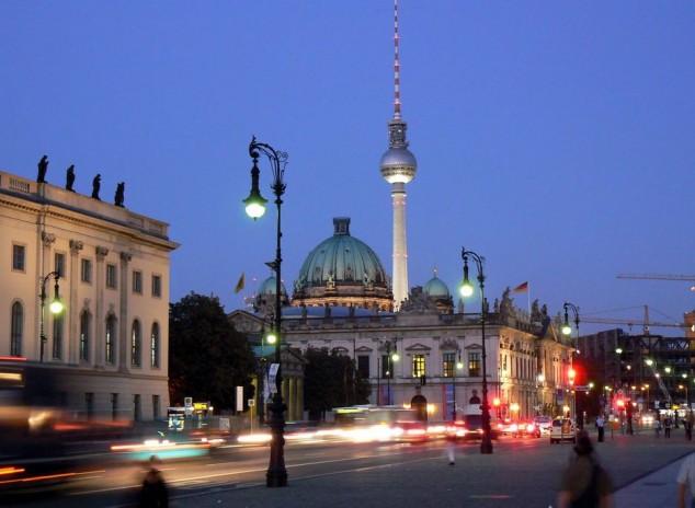lugares turisticos que visitar berlin
