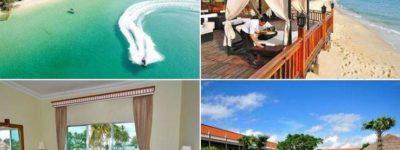 mejor de los resorts de playa de Camboya