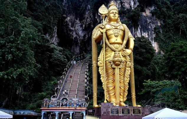 mejores atracciones turísticas en Kuala