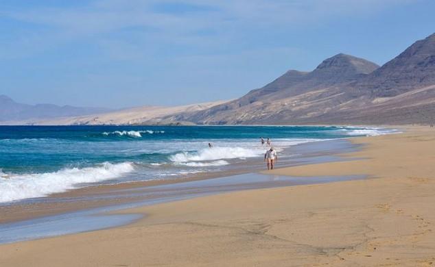 mejores playas de españa Playa de Cofete Fuerteventura