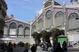 Mercado Central Valencia – recorrido por las Joyas urbanas Valencia