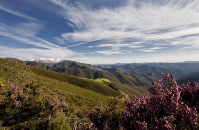 montañas mágicas de Galicia