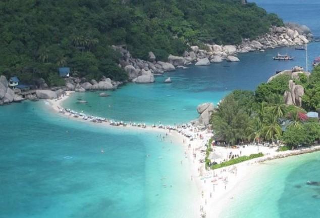 playas arena blanca espectaculares