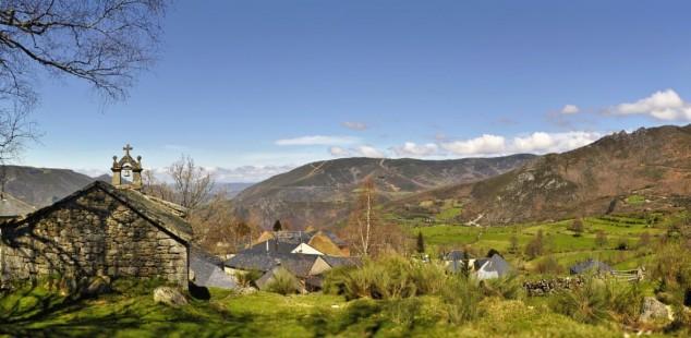 rutas más interesantes es la de Piornedo galicia