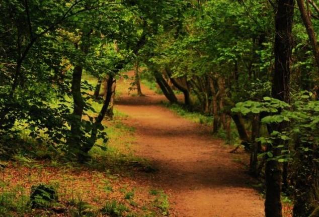 senderismo rutas galicia