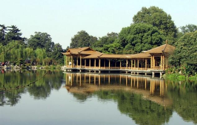 templos Hangzhou China