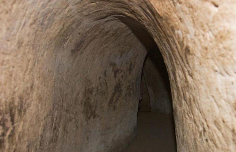 tuneles cu chi vietnam
