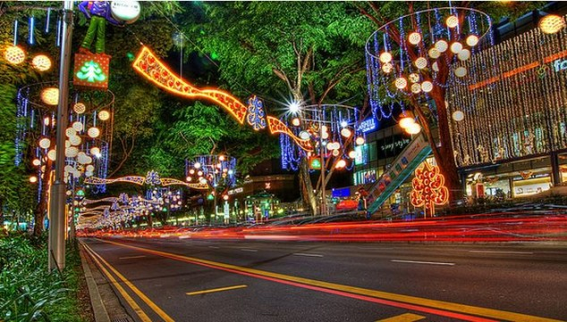 turísticas superiores en Singapur