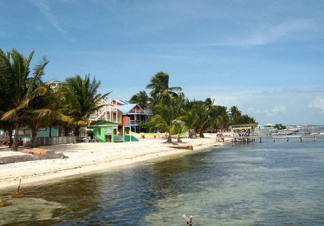 turismo islas belice caribe